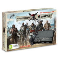 "Хами ""Hamy 4"" 350in1 Assassin Creed Black"