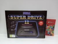 Сега Super Drive 2 Classic (105-in-1) Black.
