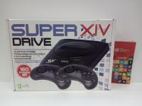 Сега Super Drive 14 (160-in-1) Black
