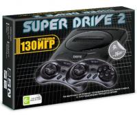 Сега Super Drive 2 Classic (130-in-1) Black.